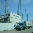 Moin loading operations